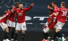 Hasil Pertandingan Tottenham vs Manchester United: Skor 1-3