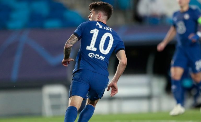Man of the Match Real Madrid vs Chelsea: Christian Pulisic