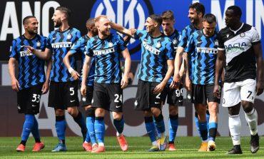 Inter Milan vs Udinese: Nerazzurri Tutup Musim dengan Pesta Gol