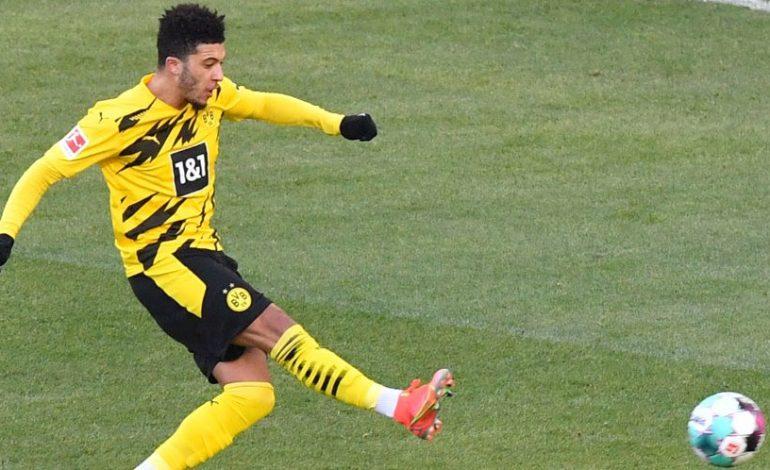 Kesepakatan Pribadi Beres, Jadon Sancho Segera Gabung Manchester United?