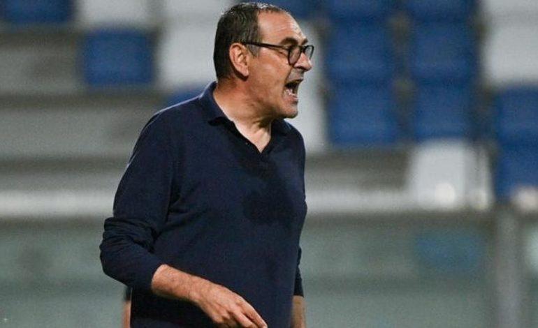 Lazio Perkenalkan Sarri Sebagai Pelatih Baru