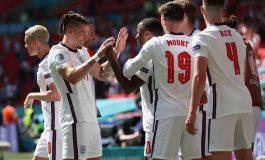 Piala Eropa: Sempat Tegang, Inggris Lega Bisa Menang