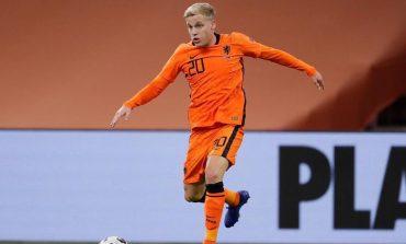 Van de Beek Teramat Kecewa Batal Tampil di Piala Eropa Pertamanya