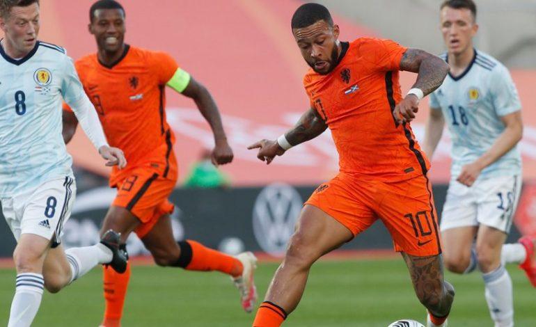 Hasil Pertandingan Belanda vs Skotlandia: Skor 2-2