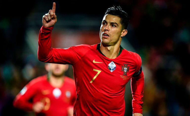 Bruno Fernandes Kagumi Ronaldo Sejak Air Matanya Tumpah di Final Euro 2004