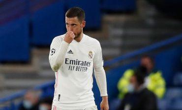 Upaya ke-9 Eden Hazard untuk Bangkit dari Cedera