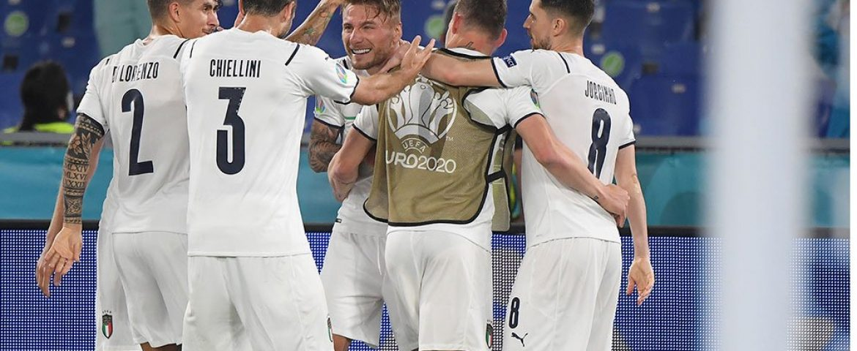 Kemenangan Telak Tak Membuat Italia Sesumbar, Wembley Masih Jauh dari Jangkauan!