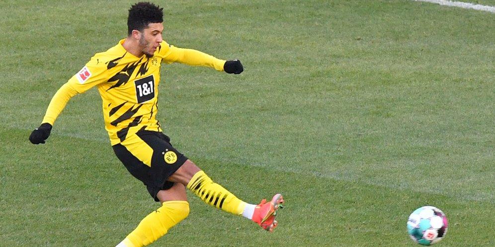 Akhirnya, Manchester United Mulai Buka Pembicaraan Transfer Jadon Sancho
