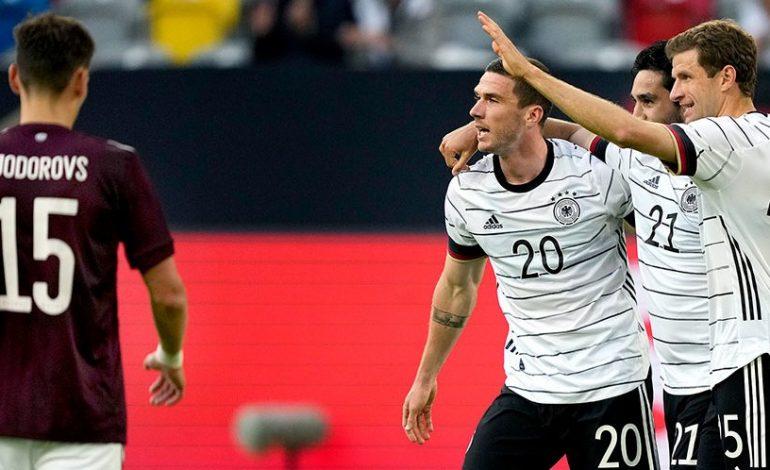 Hasil Pertandingan Jerman vs Latvia: Skor 7-1