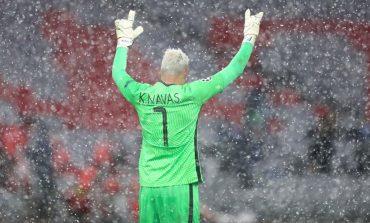 Keylor Navas Kisahkan Kegagalannya Pindah ke Manchester United