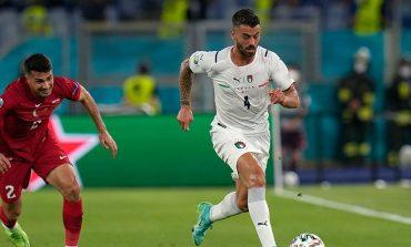 Man of the Match Turki vs Italia: Leonardo Spinazzola