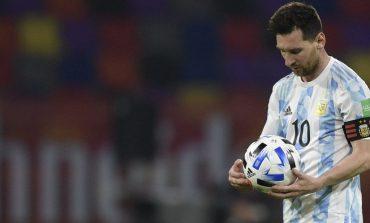 Hasil Pertandingan Kualifikasi Piala Dunia 2022: Argentina 1-1 Chile
