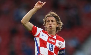 Man of the Match Euro 2020 Kroasia vs Skotlandia: Luka Modric