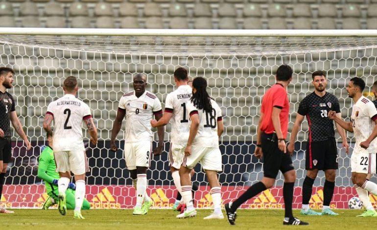 Hasil Pertandingan Belgia vs Kroasia: Skor 1-0