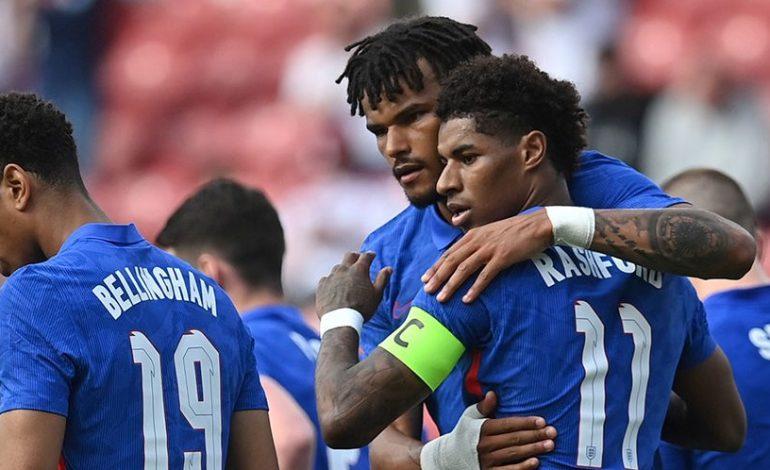 Hasil Pertandingan Inggris vs Rumania: Skor 1-0