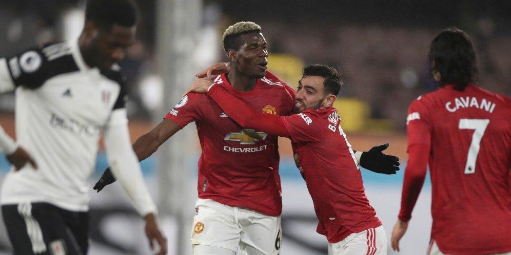 Paul Pogba: Belum Ada Kontrak Baru dari Manchester United