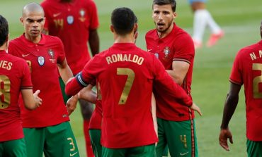 Hasil Pertandingan Portugal vs Israel: Skor 4-0