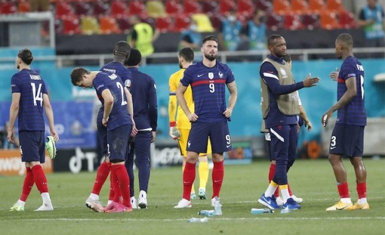 Hasil Lengkap Babak 16 Besar Euro 2020: Tim Raksasa Bertumbangan