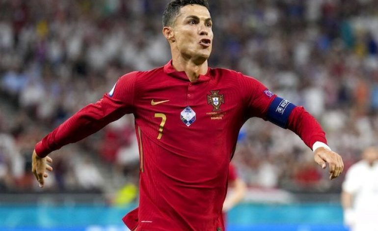 Cristiano Ronaldo Dominasi Catatan Rekor pada Matchday Pamungkas Fase Grup Euro 2020