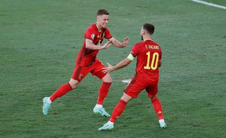 Jadi Pahlawan Kemenangan Belgia, Begini Perasaan Thorgan Hazard