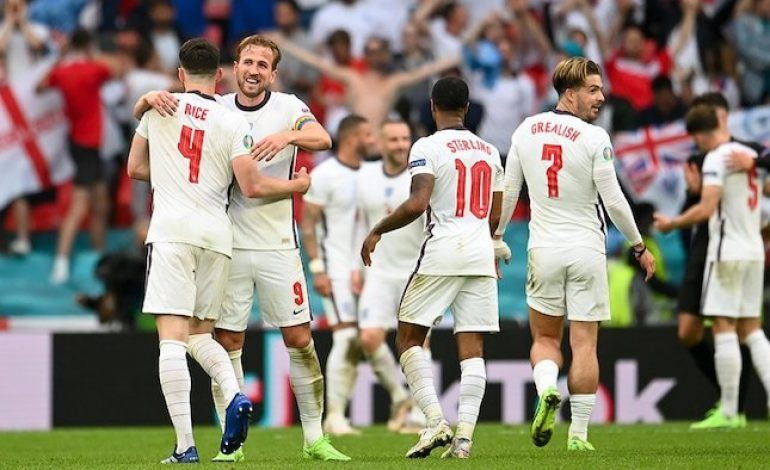 Singkirkan Jerman, Inggris Bisa Bablas Jadi Juara Euro 2020?