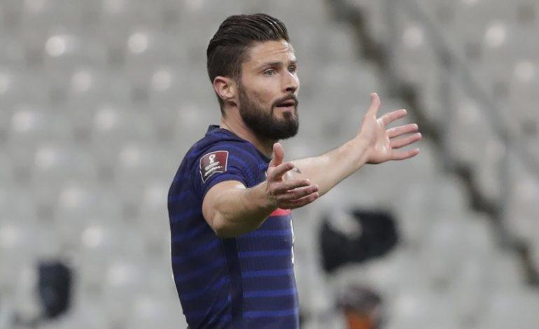 Kabar Bagus! Milan Sudah Raih Kesepakatan Pribadi Dengan Giroud