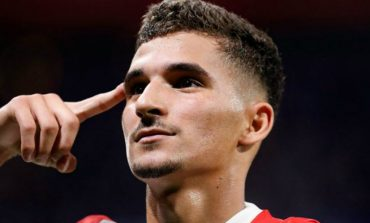 Houssem Aouar Selangkah Lebih Dekat Gabung Arsenal