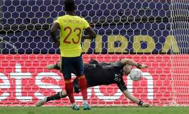 Man of the Match Copa America 2021 Argentina vs Kolombia: Emiliano Martinez