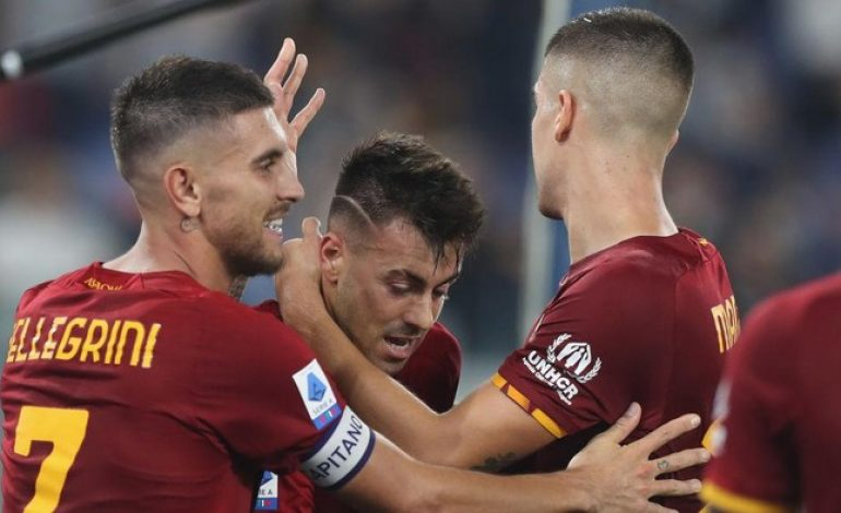 Klasemen Sementara Liga Italia: AS Roma Capolista