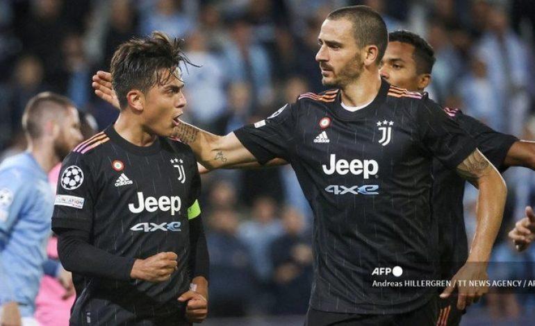 Juventus Selalu Tahu Cara untuk Keluar dari Situasi Sulit