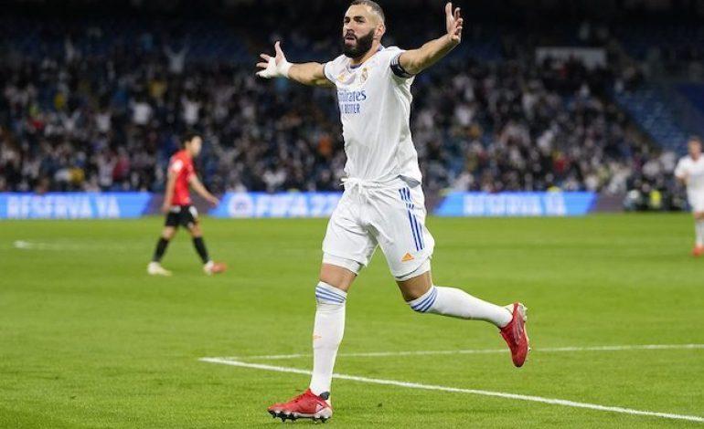 Top Skor dan Top Assist La Liga, Karim Benzema Sedang 'Cosplay' Lionel Messi