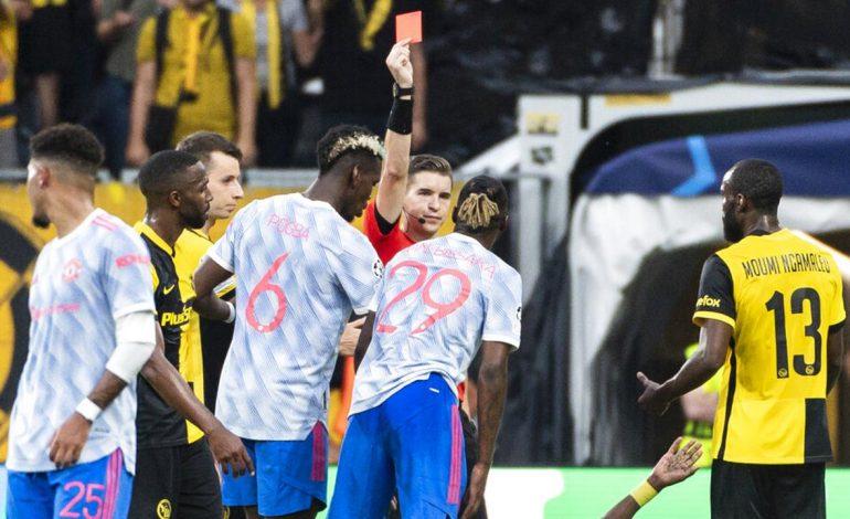 4 Pemain Ini Perlu Dicoret Usai MU Dikalahkan Young Boys, Salah Satunya Pengganti Ronaldo