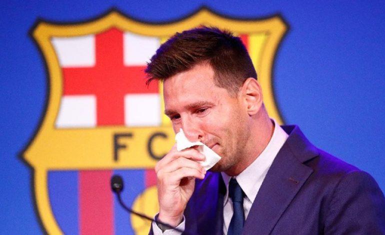Terungkap! Begini Isi Surat Asli Messi untuk Bartomeu