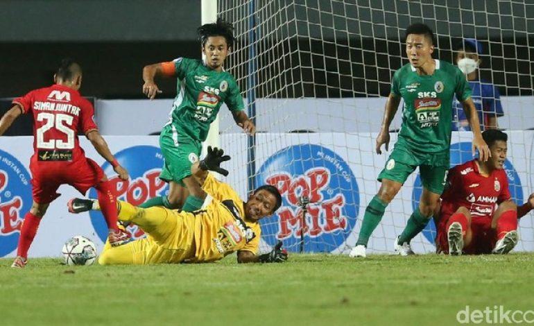 Hasil BRI Liga 1: PSS Vs Persija Sama Kuat 1-1