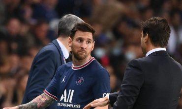 Penampakan Lionel Messi Kesal Ditarik Keluar, Pelatih PSG Beri Penjelasan
