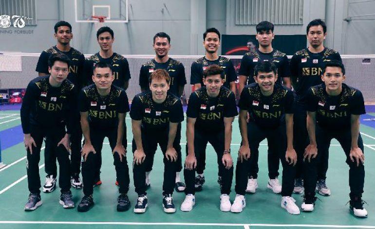 Thomas Cup 2020 – Indonesia Lawan Tim Kuat Taiwan