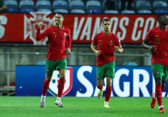 Lagi Lagi Cristiano Ronaldo Cetak Rekor Baru