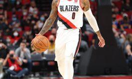 NBA Preseason - Portland Trail Blazers Kalah Dari GSW