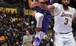 NBA Preseason - LA Lakers Kalah Lagi Oleh Phoenix Suns