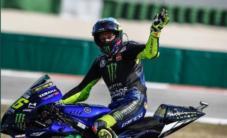Yamaha dan Valentino Rossi Sempat Berseteru