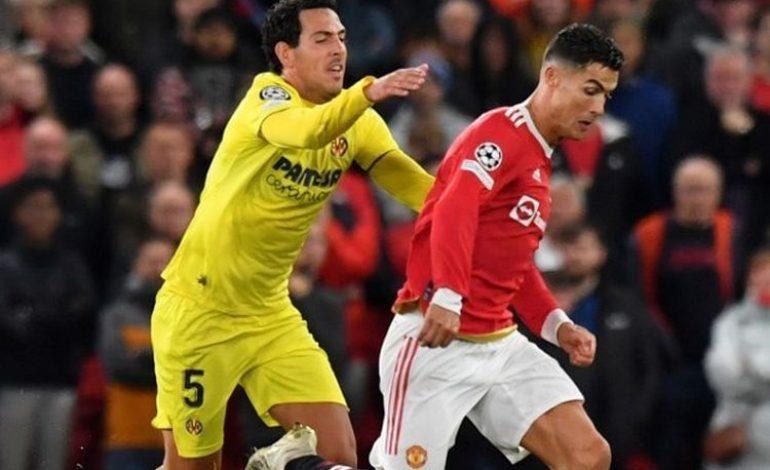 Ronaldo Sempat Kesal Sebelum Bobol Villarreal, Telles Beri Kesaksian