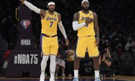 NBA Preseason - Lakers Tanpa Kemenangan di Laga Pramusim Ini