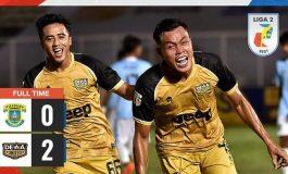 Dewa United Menang Lagi, Calon Penghuni Kasta Liga 1