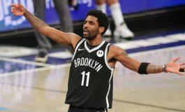 Resmi, Brooklyn Nets Tanpa Kyrie Irving Karena Menolak Vaksin