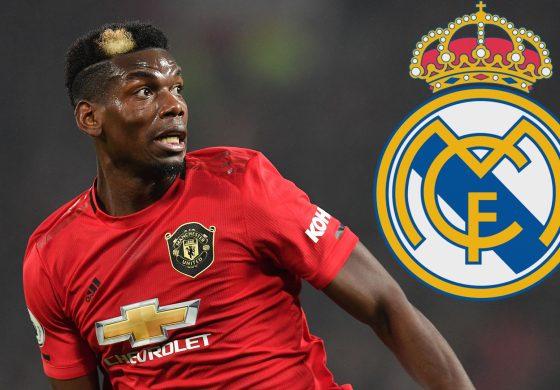 Real Madrid Siap Incar Paul Pogba Lagi